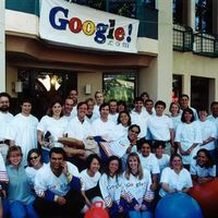 ¿Qué fue del equipo original de empleados de Google?