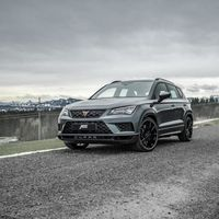 Cupra Ateca Limited Edition by Abt, por si piensas que tu SUV no es lo suficientemente extremo