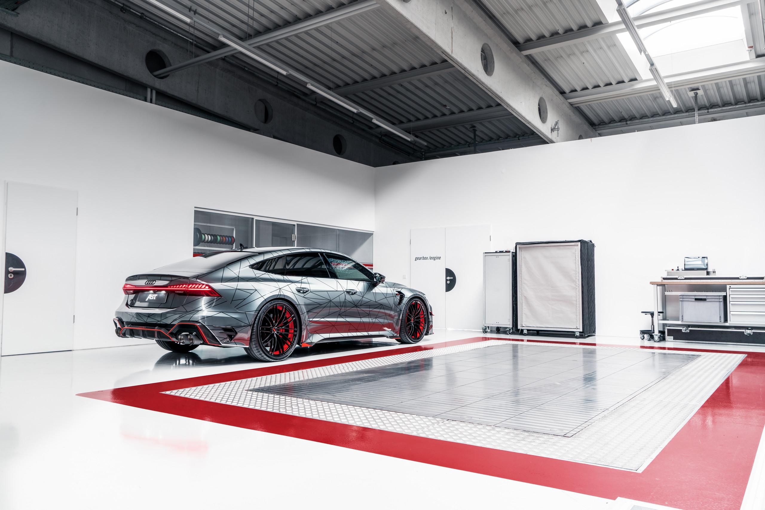 Foto de Audi ABT RS7-R (17/18)