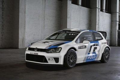 Volkswagen muestra la apariencia final del Polo R WRC