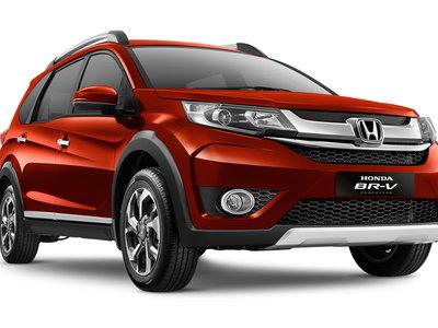 El Honda BR-V llegará a México el próximo mes