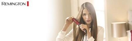 Por 32,30 euros tenemos esta plancha para el pelo Remington, con el adelanto al Black Friday de Amazon