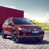Volkswagen Touareg Executive Edition: El Touareg con lujos extra que no veremos en México