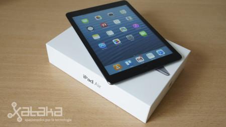 Análisis del iPad Air en Xataka
