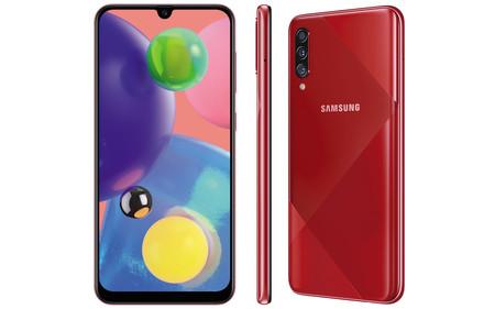Samsung Galaxy A70s 64 Megapixeles Oficial