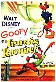 Goofy tennis