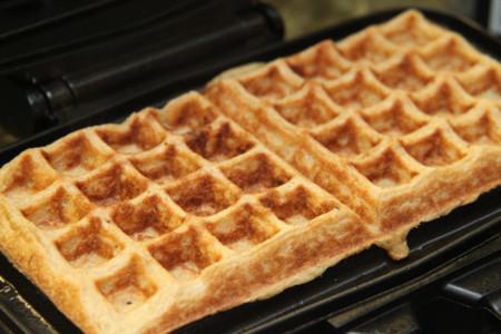Waffle casero