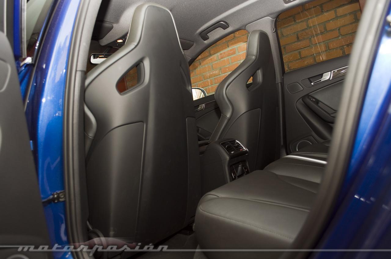 Foto de Audi RS4 Avant (prueba) (33/56)