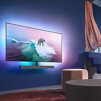 Philips OLED+935: el nuevo modelo insignia estrena procesador de imagen y tecnología para evitar el quemado del panel