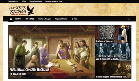 'Juego de Tronos' y Los Siete Reinos: de ser un fan de una serie a crear algo sobre ella en Internet