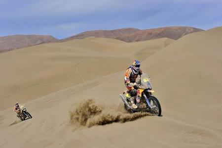 Coma Etapa9 Dakar2015