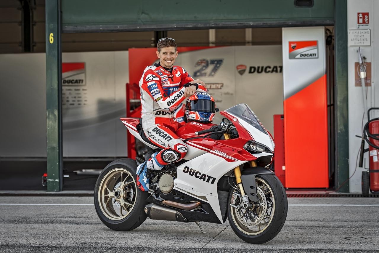 Foto de Ducati 1299 Panigale S Anniversario (9/55)