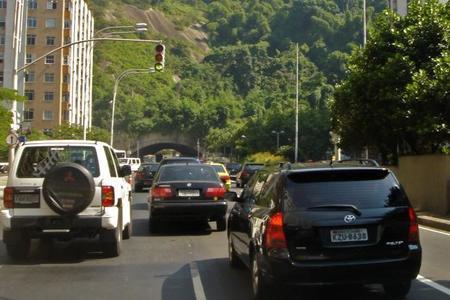 Traffic Jam Rio De Janeiro 03 2008 31