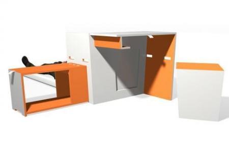 habitacion completa isis design