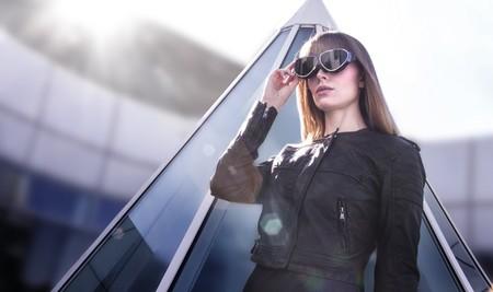 Las Dlodlo V1 son quizás las gafas de VR más estilizadas que existen