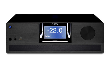 El Classé Sigma 2200i es un amplificador que llega buscando ofrecer una alta calidad de sonido