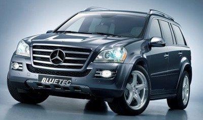 Mercedes Vision GL 420 BLUETEC