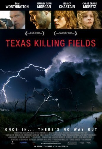 'Texas Killing Fields', cartel y tráiler