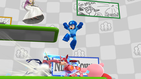 Super Smash Bros Miiverse