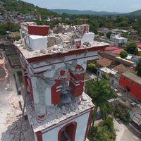 Morelos y Puebla también padecen graves estragos, así lucen las entidades un día después del sismo