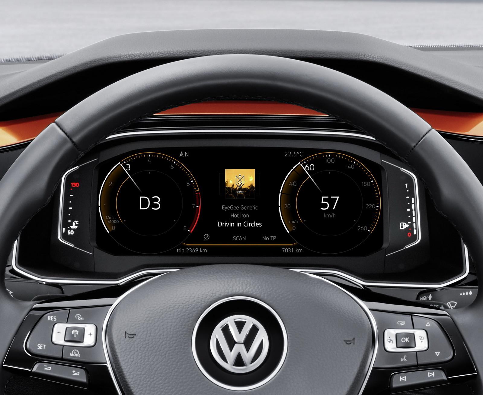 Foto de Volkswagen Polo 2018 (33/51)