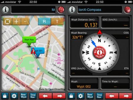 MotionX GPS, un GPS imprescindible para deportistas