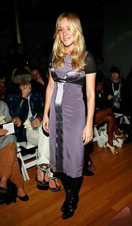 ¿Os gusta el look de Chloë Sevigny?