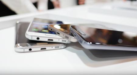Con 10 millones de unidades enviadas el Galaxy S7 arrasa el mercado
