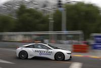 BMW i8 e i3 son los autos oficiales de la Fórmula E