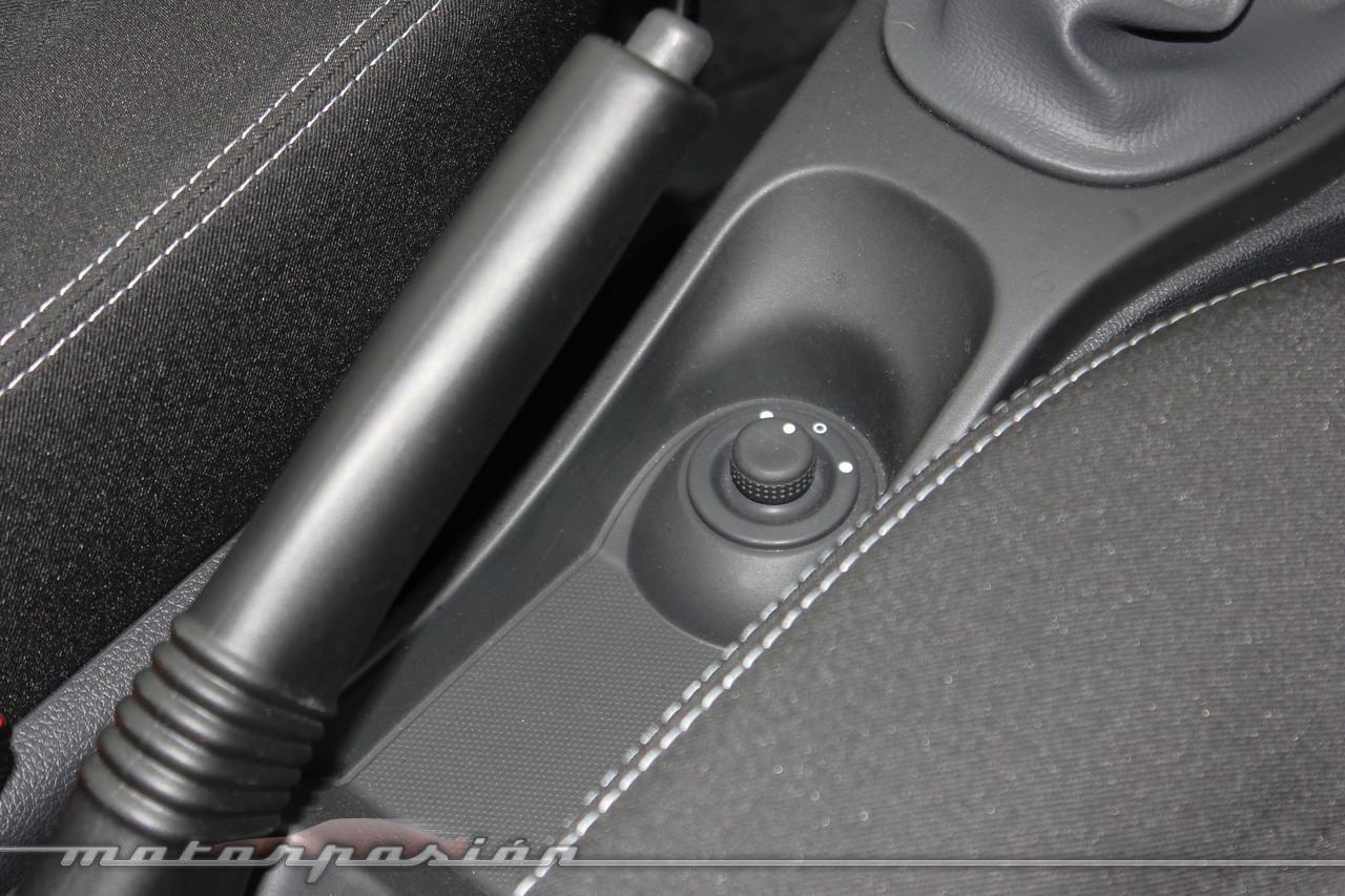 Foto de Dacia Duster 2014 - presentación (50/59)