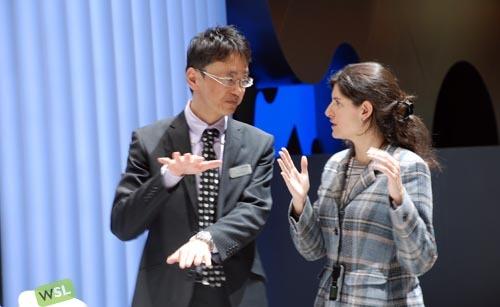 Foto de Embelezzia en la presentación mundial del Lexus CT 200h (24/24)
