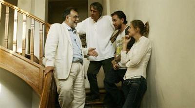 'Youth Without Youth' de Coppola se estrenará en el Festival de Roma