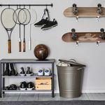 Decotips prácticos: 3 ideas de Ikea para guardar el equipamiento deportivo en casa