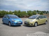 Prueba: Citroën C4 Picasso y Grand Picasso HDi (parte 1)