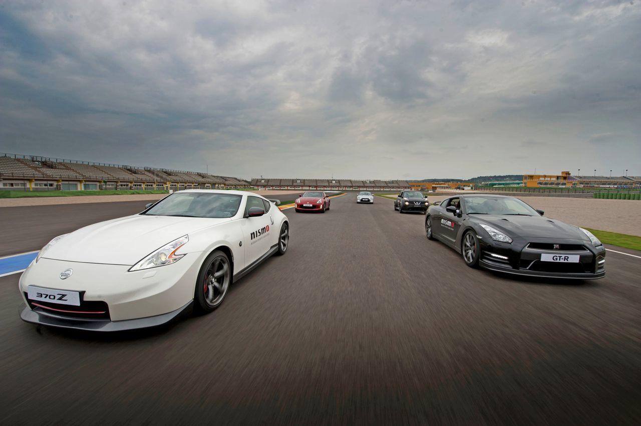 Foto de Gama deportiva Nissan (12/50)