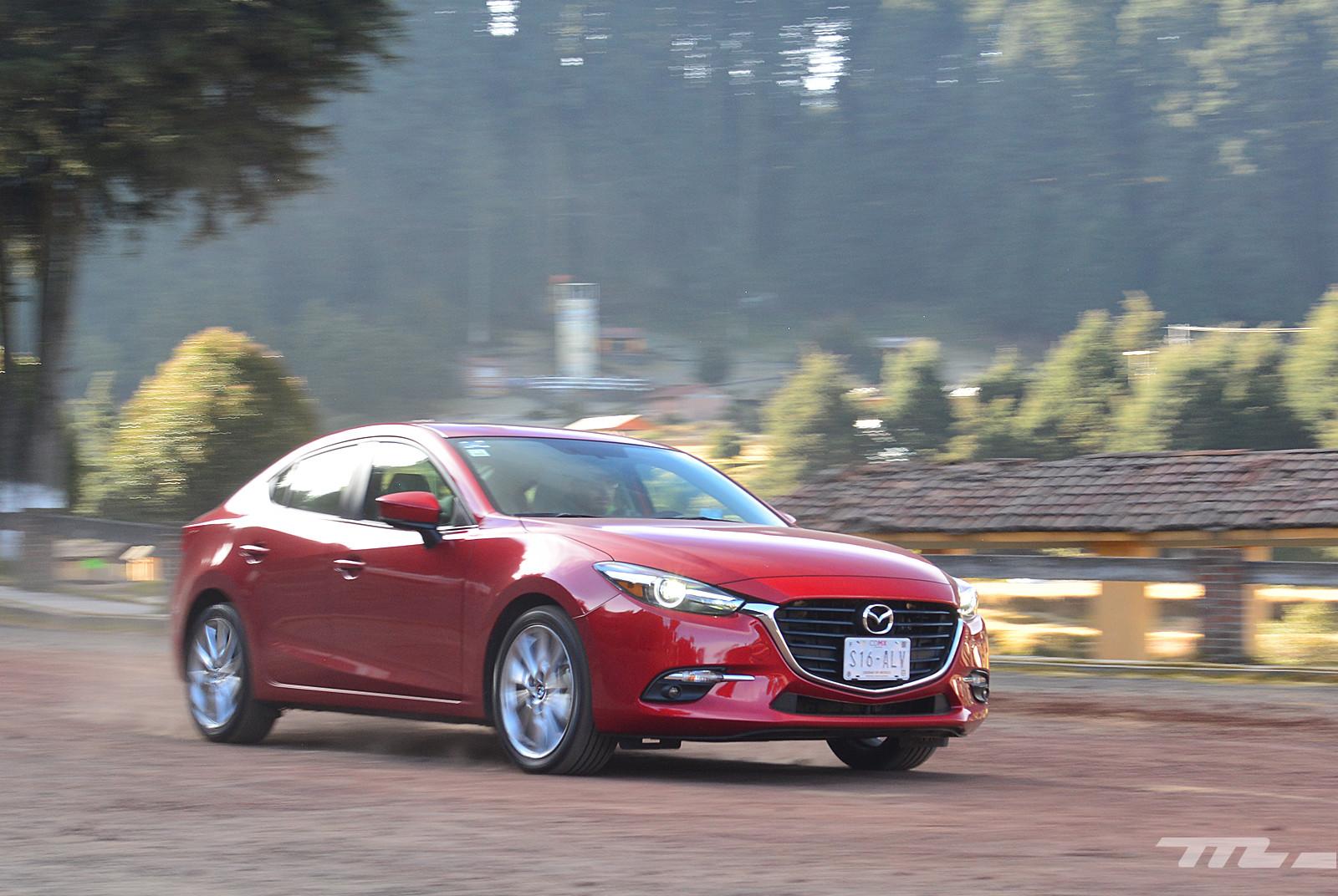Comparativa: Mazda3 vs. Nissan Sentra vs. Toyota Corolla vs. Volkswagen Jetta