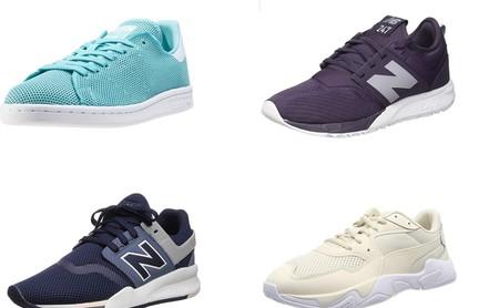 Chollos en tallas sueltas de zapatillas Adidas, New Balance, Puma o Kappa por menos de 30 euros en Amazon