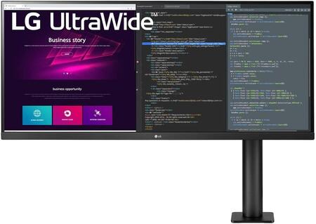 Haz Clic Para Obtener Una Vista Ampliada Lg 34wn780 B
