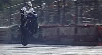 Bill Dixon y la Yamaha botadora