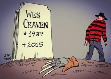 Homenaje a Wes Craven