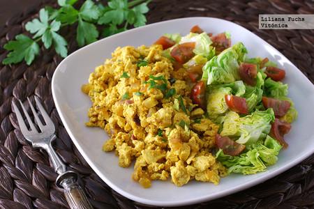 Dieta rica en hierro vegetariana