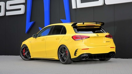 Mercedes Amg A 45 S Posaidon 2