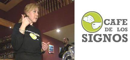 Restaurante para sordos en Madrid, El Café de los signos
