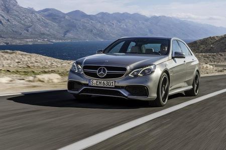 Mercedes nos presenta el nuevo E63 AMG 2014