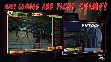 Make Combos Night Vigilante