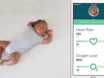 """Con este """"patuco inteligente"""" podrás controlar la salud de tu bebé desde el móvil"""