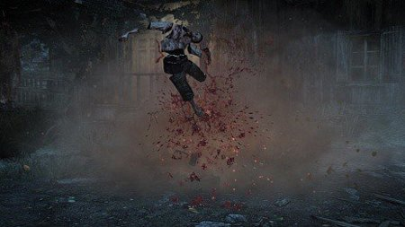 The Evil Within sin censura