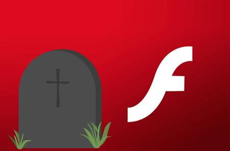 Adobe sentencia de muerte a Flash lanzando la última actualización que recibirá