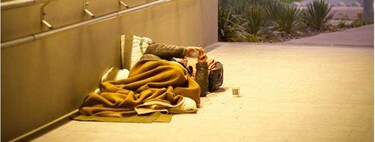 Nueve de cada diez personas sin hogar han estado expuestos a al menos una experiencia adversa infancia