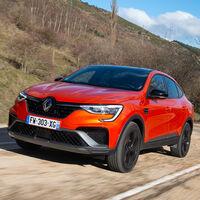 El Renault Arkana llega a España: un SUV coupé híbrido y etiqueta ECO, desde 27.080 euros